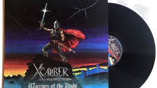 X-Caliber 'Warriors of the Night' vinyl is here
