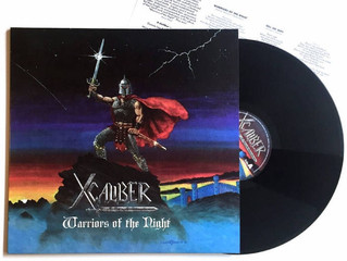 X-Caliber 'Warriors of the Night' vinyl is here