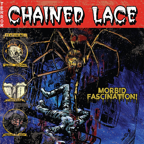 CHAINED LACE - Morbid Fascination HHR041