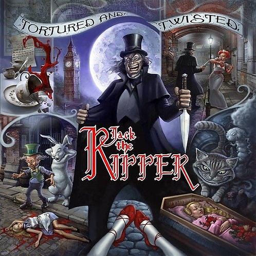 JACK THE RIPPER - Tortured & Twisted HHR032