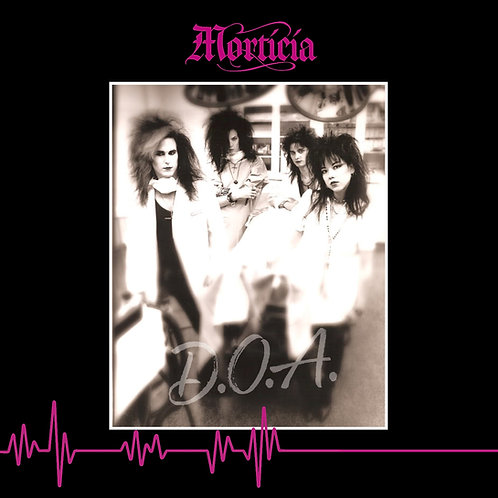 MORTICIA - D.O.A HHR107