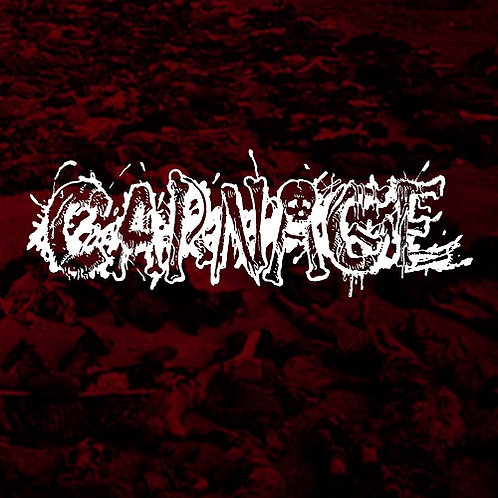 CARNAGE - Carnage limited red vinyl