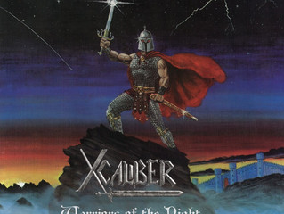 Pre-Order X-Calibur 'Warriors of the Night'