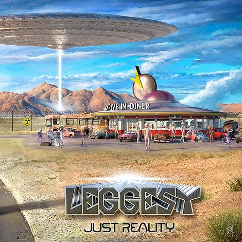 LEGGESY - Just Reality CD HHR123