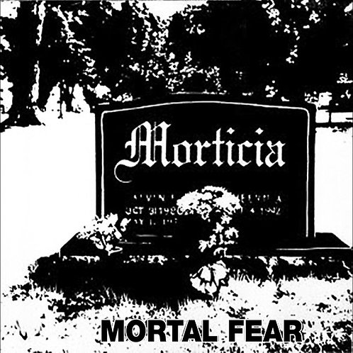 MORTICIA - Mortal Fear HHR106