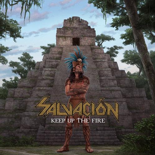 SALVACION - Keep Up the Fire HHR076