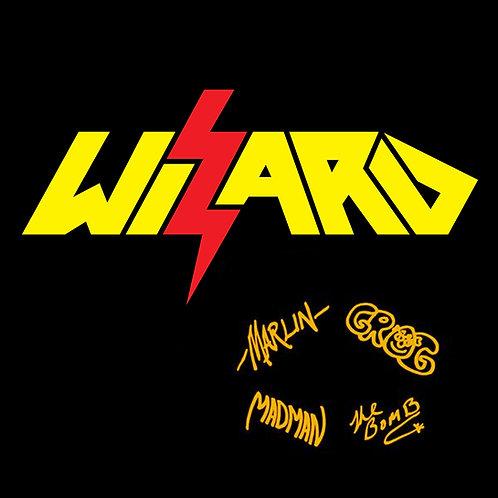WIZARD - Marlin, Grog, Madman & The Bomb HHR091