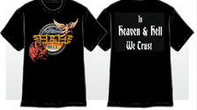 COMING SOON Heaven & Hell Records t-shirts