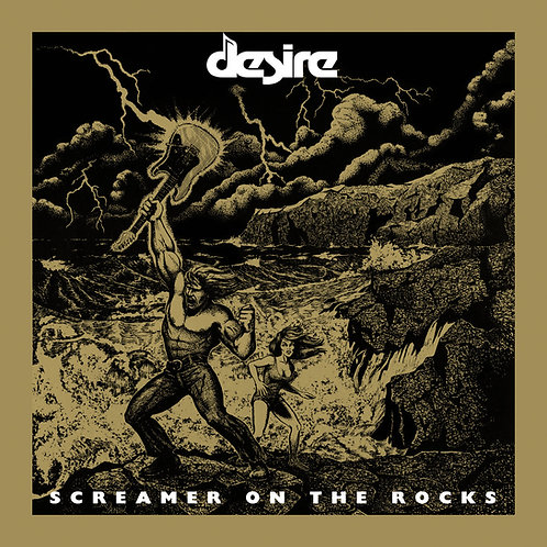 DESIRE - Screamer on the Rocks HHR070