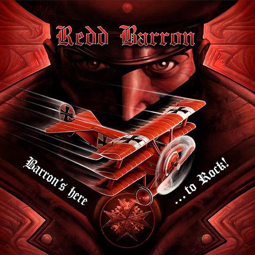REDD BARRON - The Barron's Here to Rock HHR058
