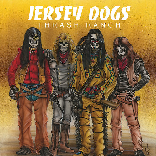JERSEY DOGS - Thrash Ranch HHR057