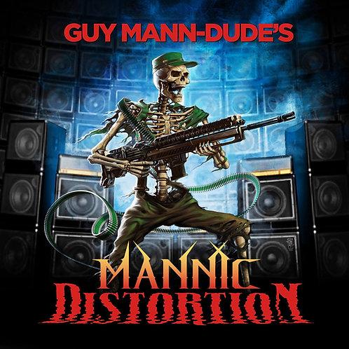 GUY MANN-DUDE's MANNIC DISTORTION CD HHR121