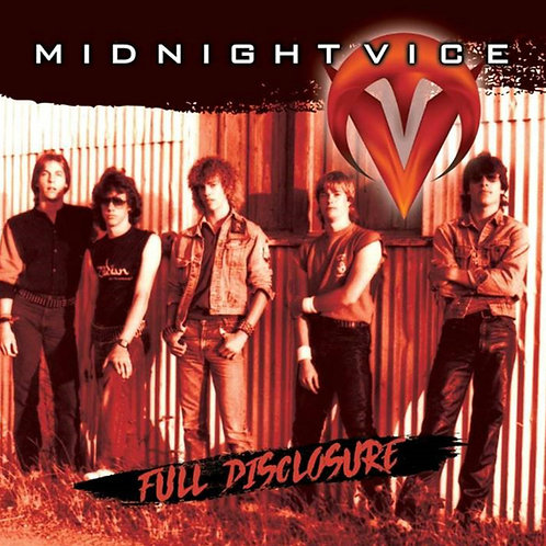 MIDNIGHT VICE - Full Disclosure HHR065