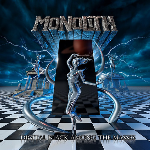 MONOLITH - Digital Black Among the Ruins HHR048