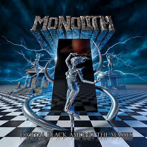 MONOLITH - Digital Black Among the Ruins HHR048