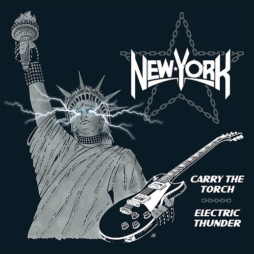 NEW YORK - Carry the Torch HHR056