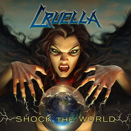 CRUELLA - Shock the World HHR051