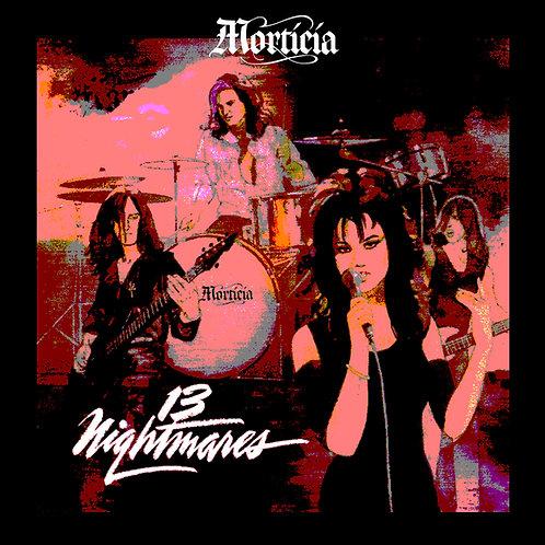 MORTICIA - 13 Nightmares HHR108