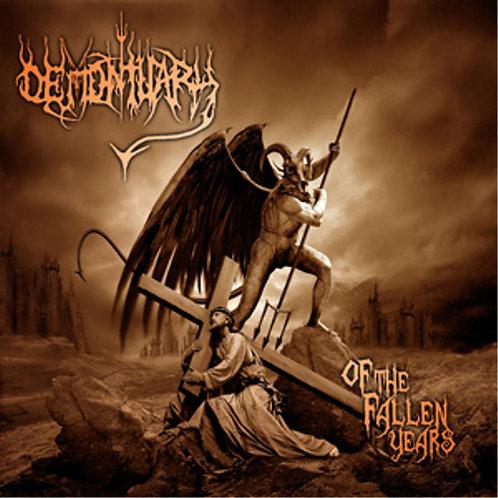 DEMONTUARY - Of the Fallen Years HHR012