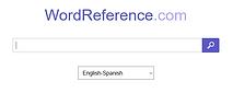 wordref, Enlaces De Interés Que Uso En Mis Clases de inglés online vía Skype