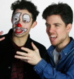 Adam Burak and Blain Neale | Coin Theatre Company