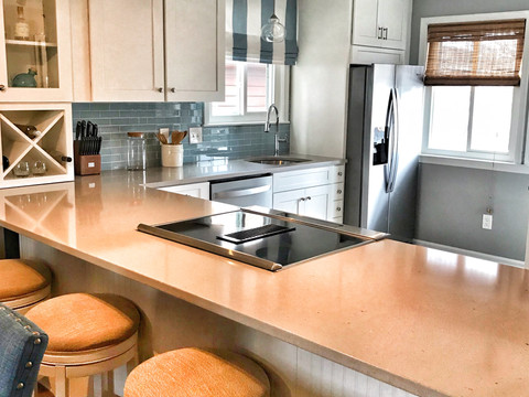 Beach House Kitchen Renovation