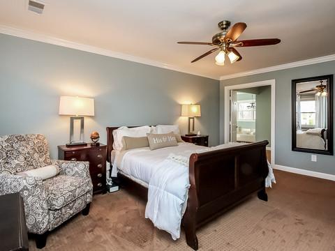 Residential Master Remodel
