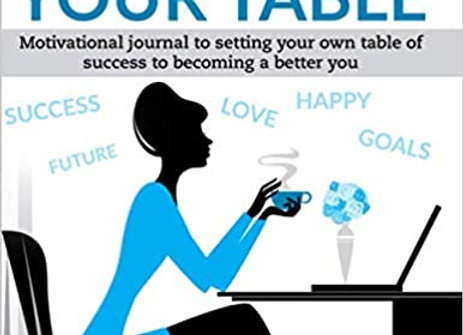 Building Your Table Motivational Journal