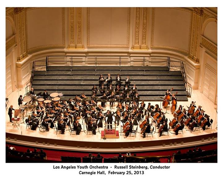 Los Angeles Youth OIrchestra