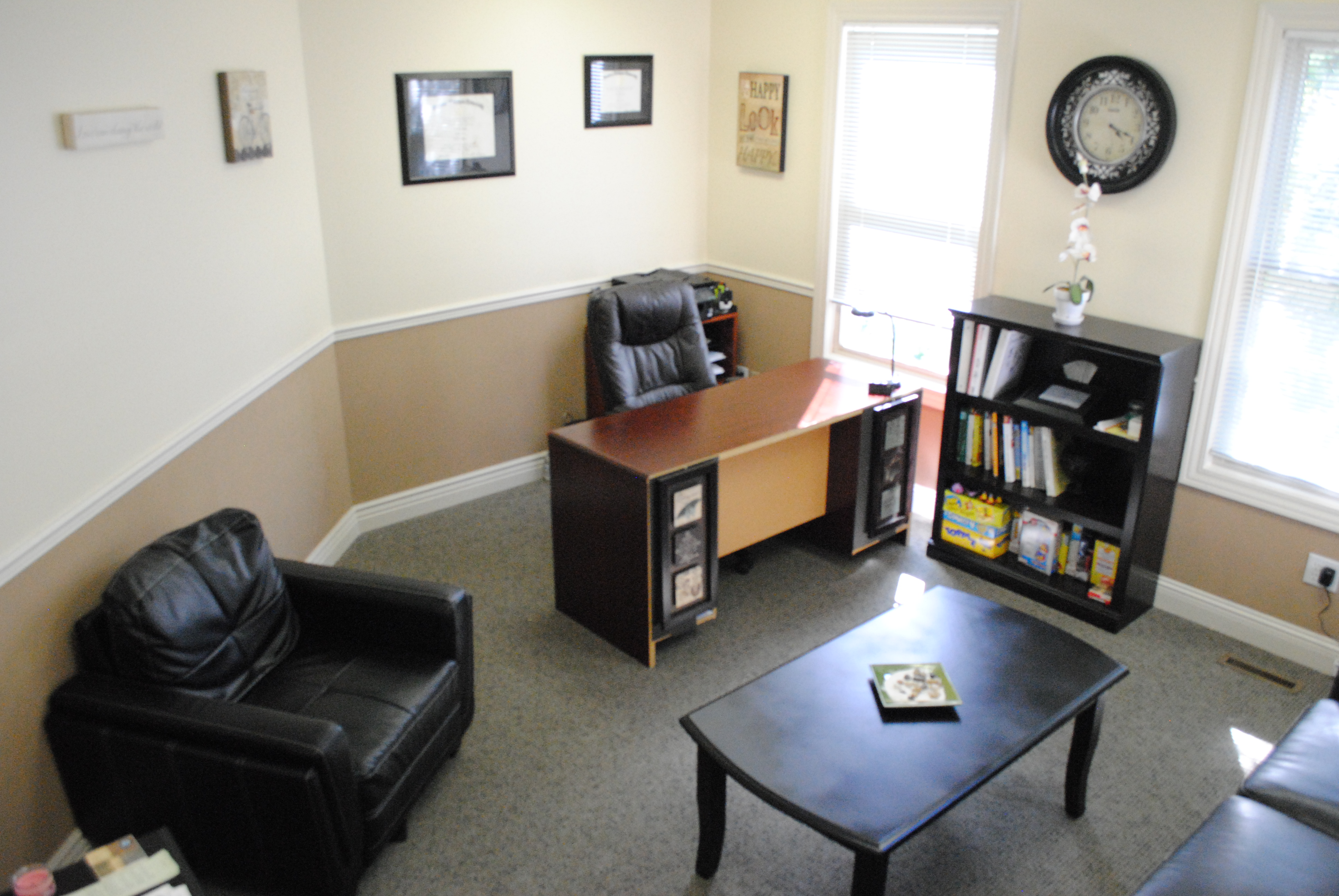 Nicole's Office