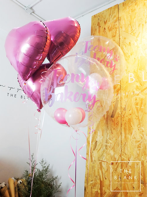 Message Balloon Package - A