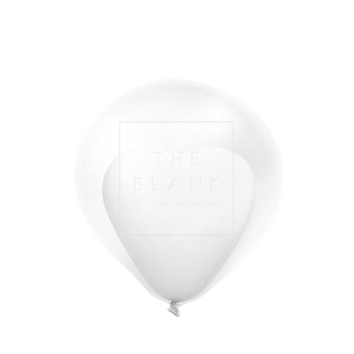 Double Balloon - Heart