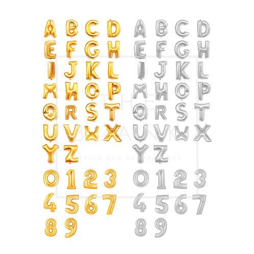 a-z alphabets, 0-9