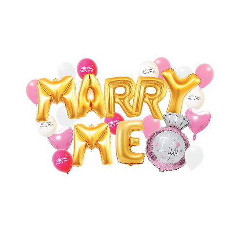 Marry Me Proposal Package