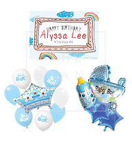 Baby Birthday Decoration Package