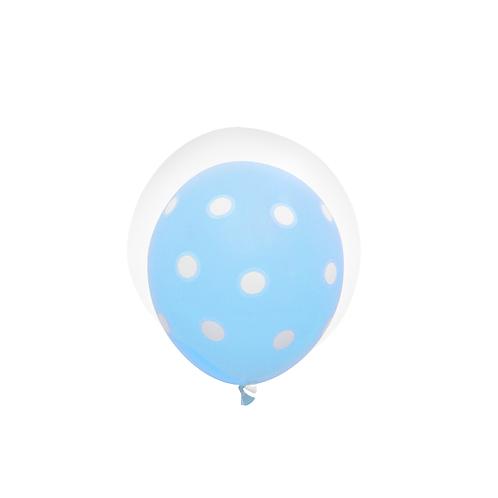 Double Balloon - Polka Dot