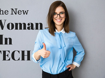 The New Woman-in-Tech