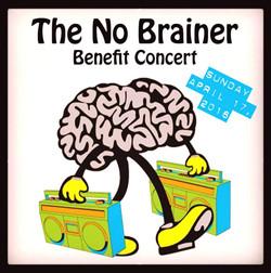 #NoBrainer Benefit Concert