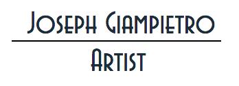 Joseph Giampietro, Artist