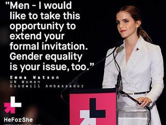 Unconventional #HeForShe Tactics
