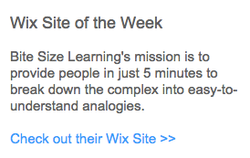 Wix Site of the Week
