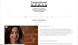 Jessie Pressman Featured!
