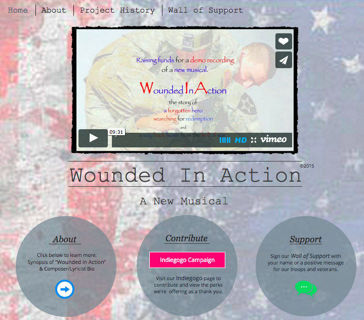 Wounded In Action