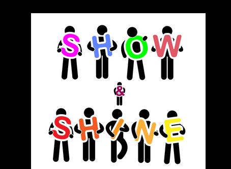 #ShowAndShine a NYTechWomen Event