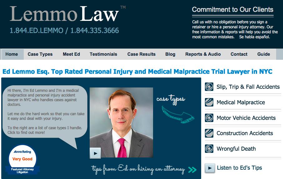 Lemmo Law
