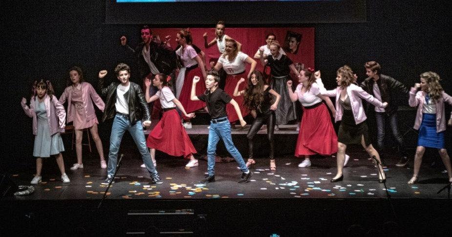 Comédie musicale danse théâtre chant pontoise