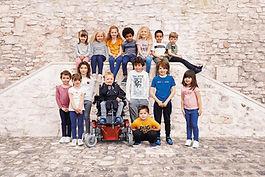 Enfants mannequins no cast