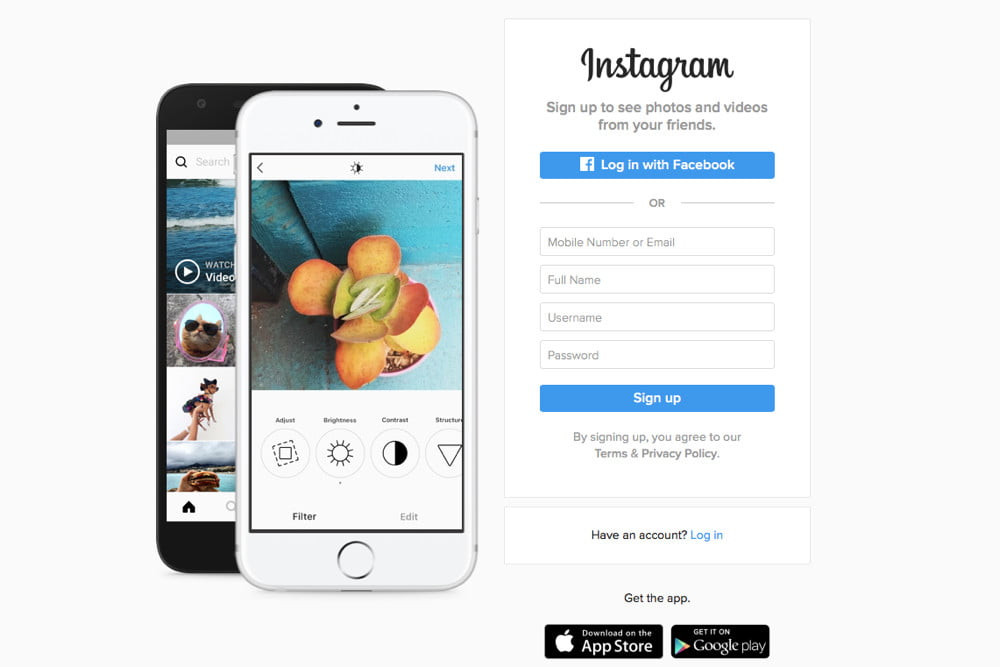 Google Plus Alternative is Instagram DEGOM