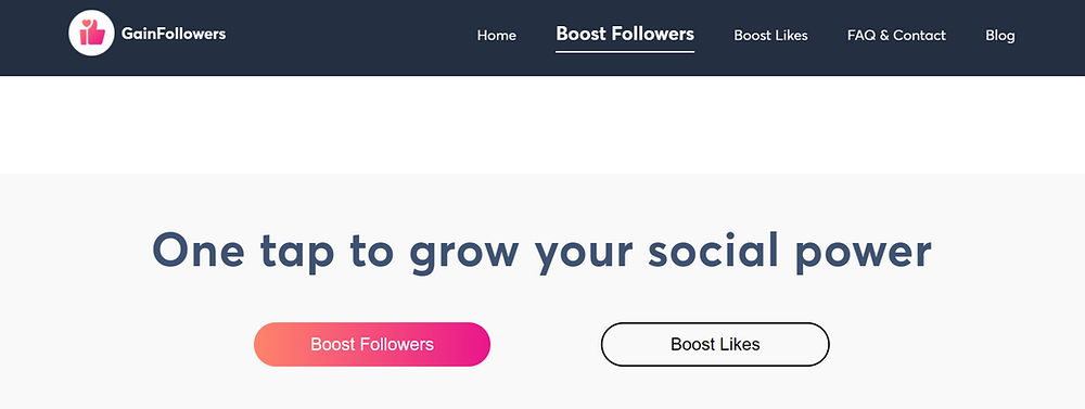 Boost Instagram followers