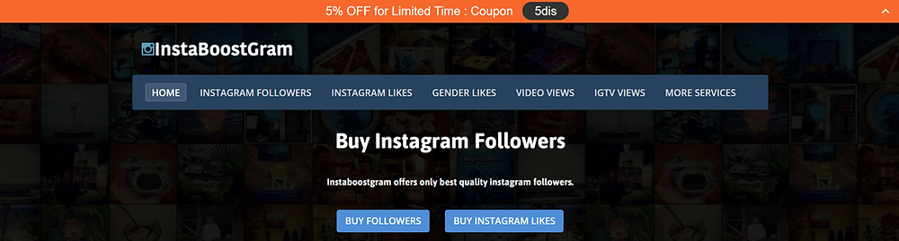 Buy instagram views now
